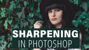 The Many Ways to Sharpen in Photoshop