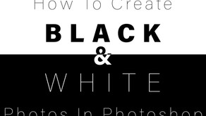 The Many Ways To Make A Photo Black & White In Photoshop