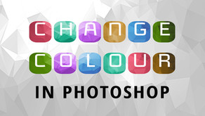The Many Ways To Change Colour In Photoshop