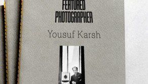 Featured Photographer - Yousuf Karsh