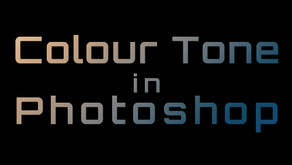 The Many Ways To Colour Tone In Photoshop