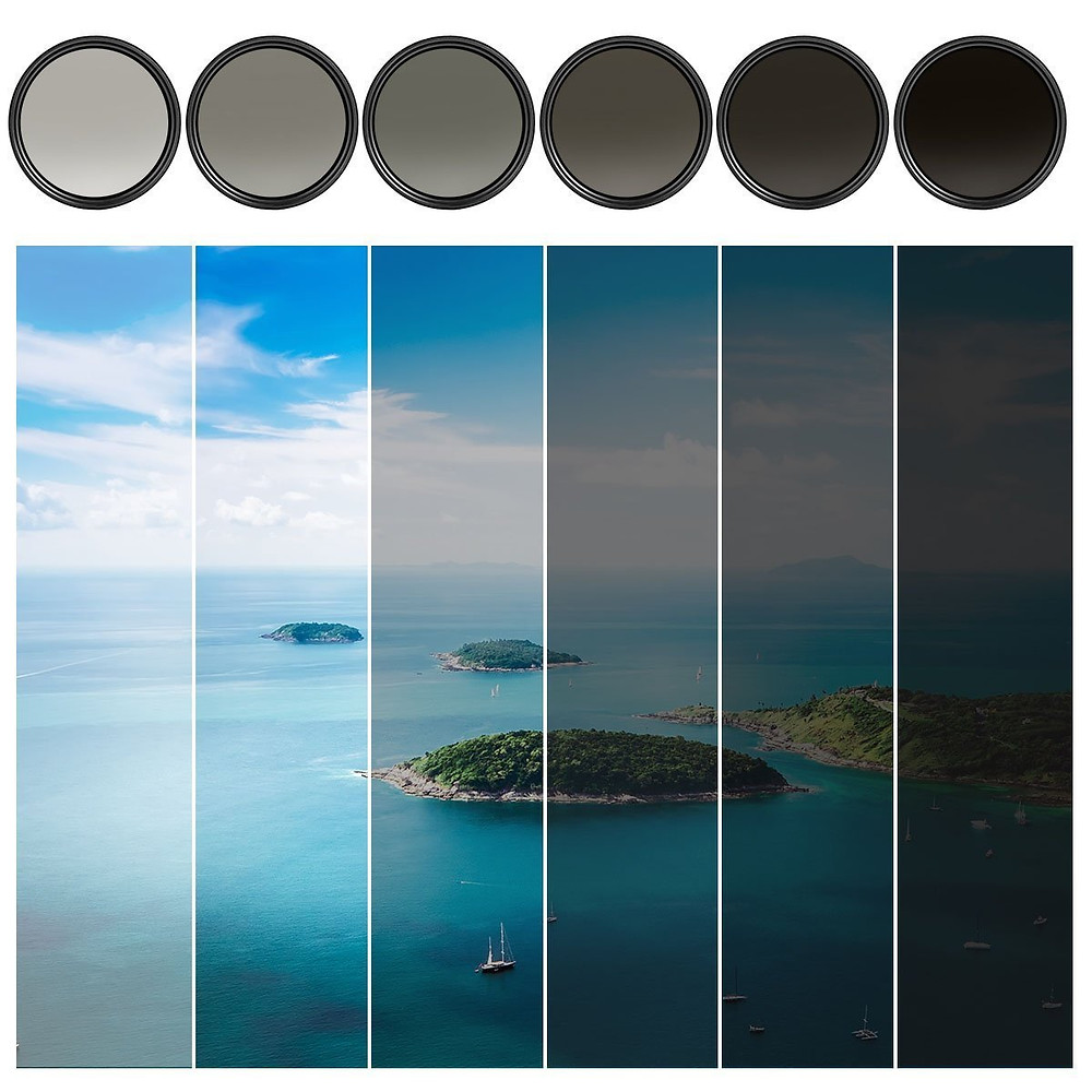 K&F Concept Variable ND filter From amazon