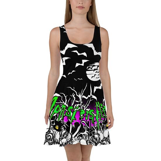 Monsters Alive haunt dress