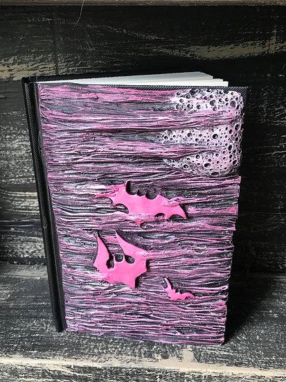 Pink Bat Sketchbook