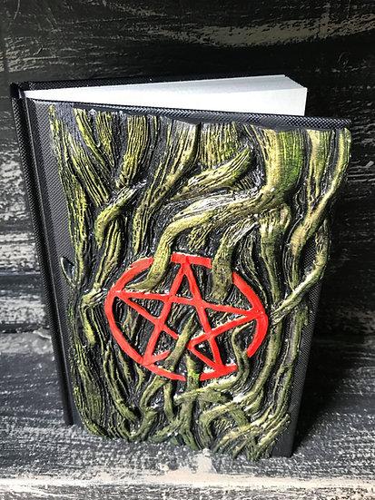 Red Pentagram Sketchbook