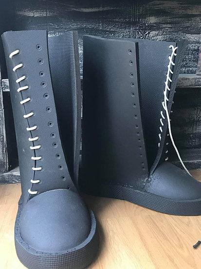 Stilt Boots