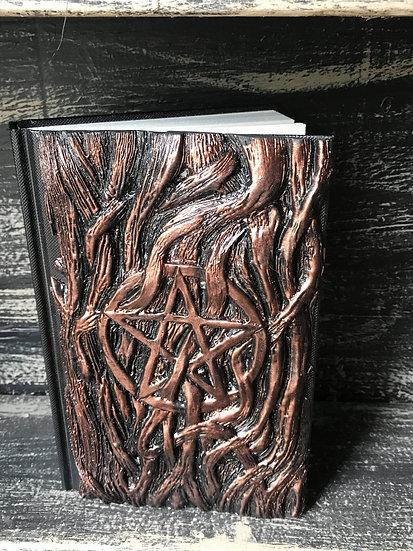 Bronze Pentagram Sketchbook