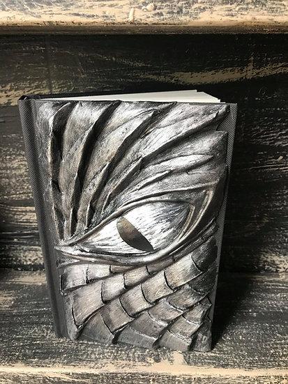 Silver Dragon Eye Sketchbook