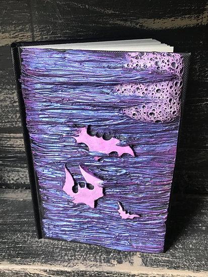 Purple Bat Sketchbook
