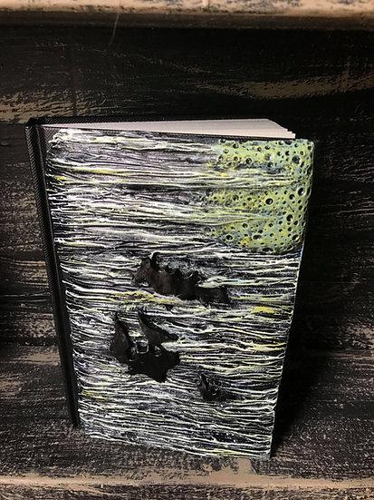 Green Bat Sketchbook