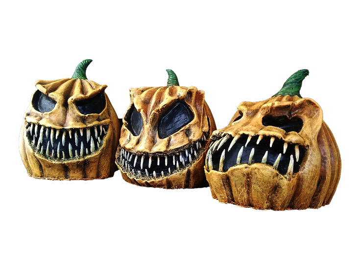 THE EVIL PUMPKINS