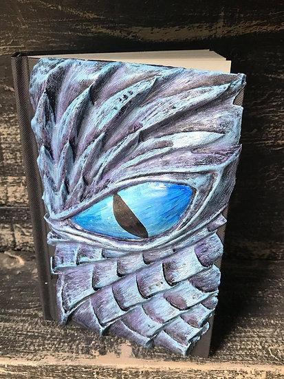 Light Blue Dragon Eye Sketchbook