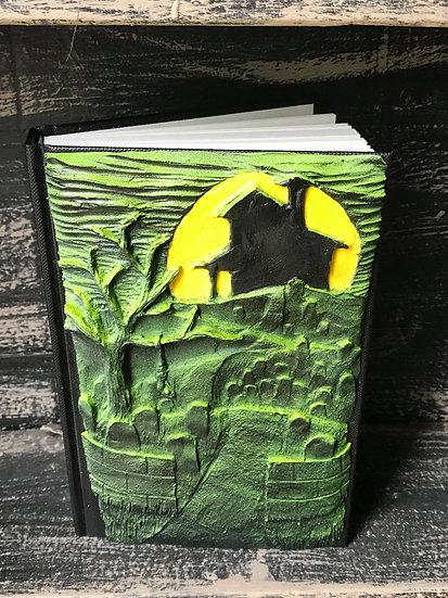 Green Graveyard Sketchbook