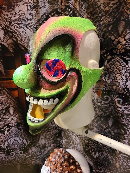 Lollipop killed clown mask