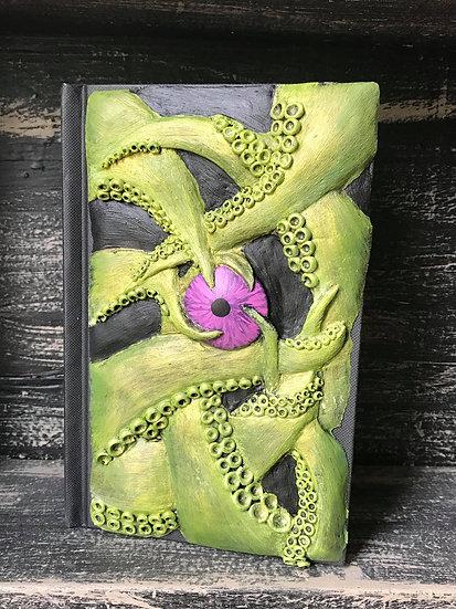 Green Tentacle Sketchbook