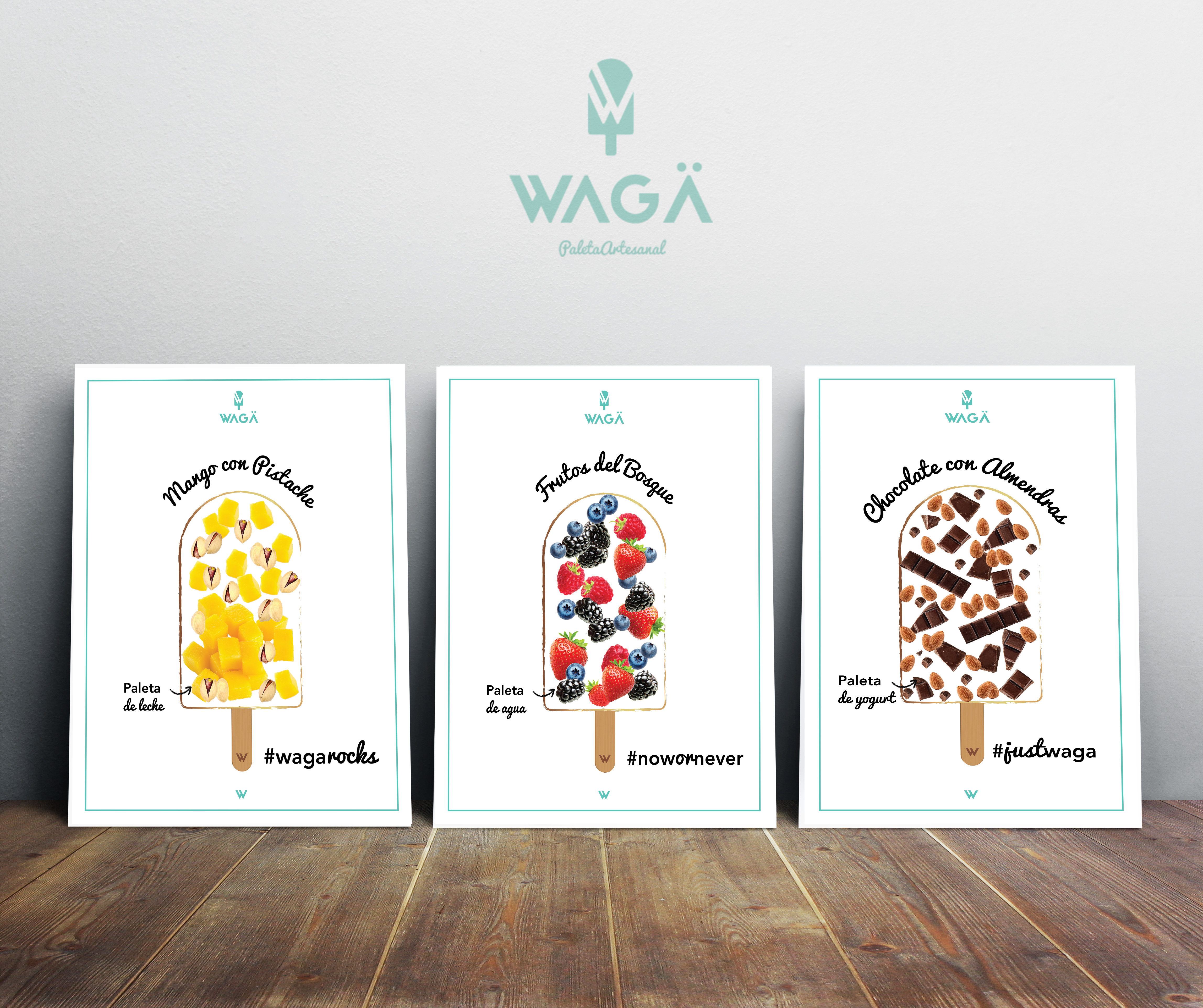 waga posters