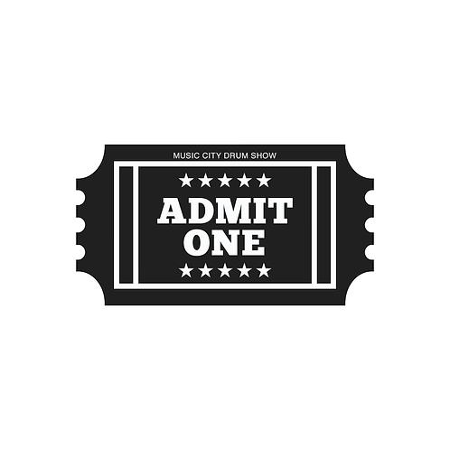Ticket-General Admission