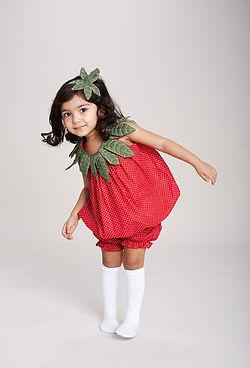 Costume fraise