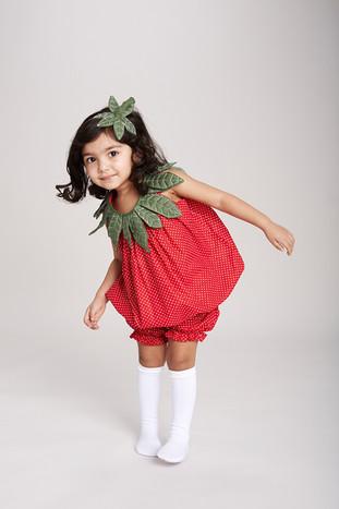Costume Strawberry