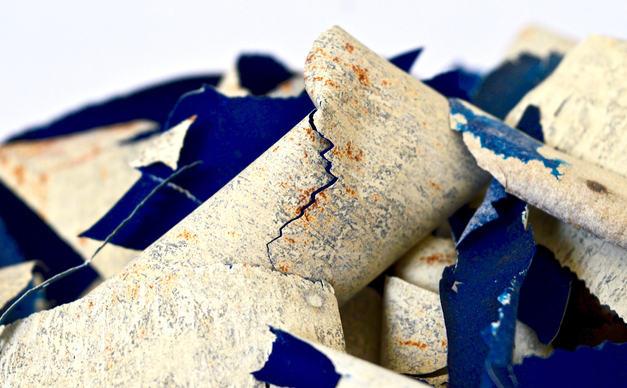 Poppy Jones-Little 'Pieces of wasteland, between'