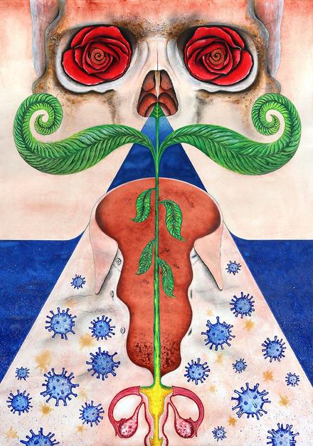 Psychosurrealism 'Nature Always Wins'