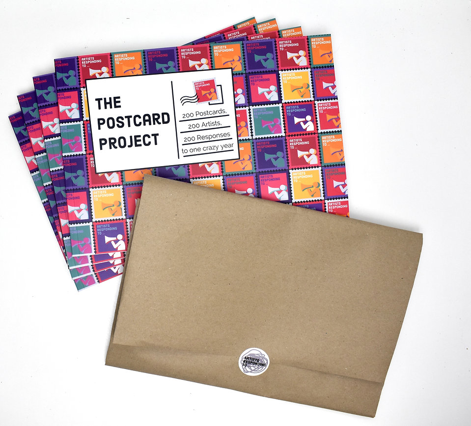The Postcard Project Book.JPG