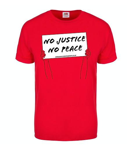 No Justice, No Peace T-shirt