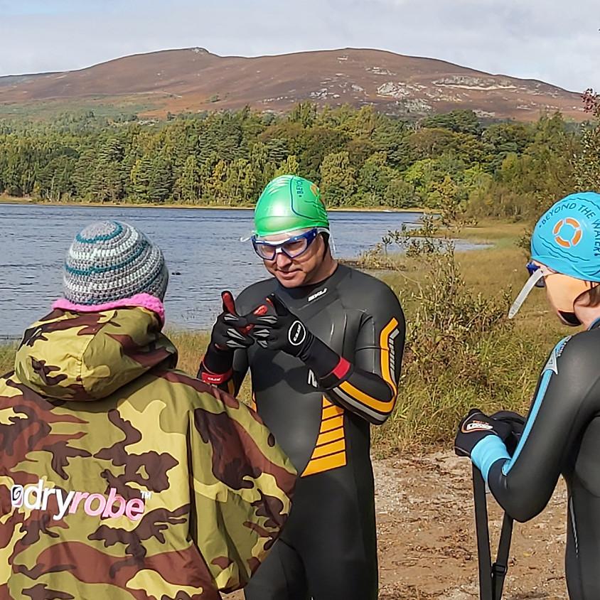 Coaching Beginners in Open Water - CPD