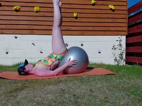 Cramping in Pilates?