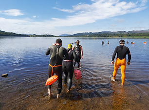 Swimming Coaching based near Aviemore in the Scottish Highlands