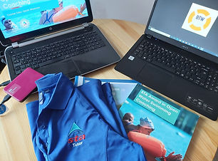 Open water coaching qualifications online theory and in person practicals various locations around the UK