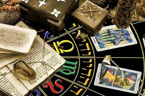Deluxe Astrology/Tarot Report