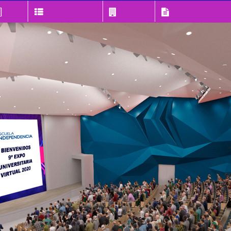 Visita la EXPO UNIVERSITARIA 2021