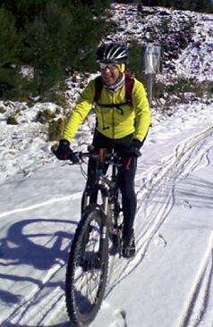 Mountain bike en Granada