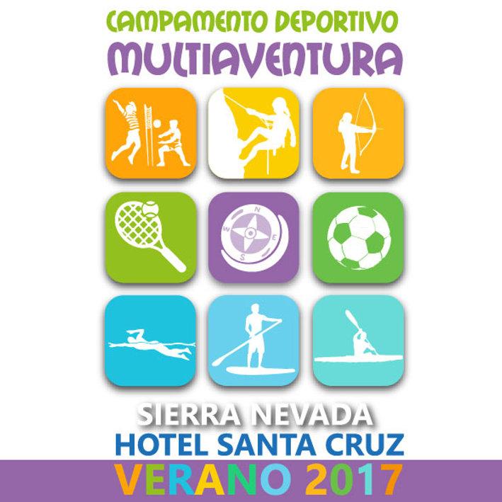 Campamento Deportivo Multiaventura SIERRA NEVADA
