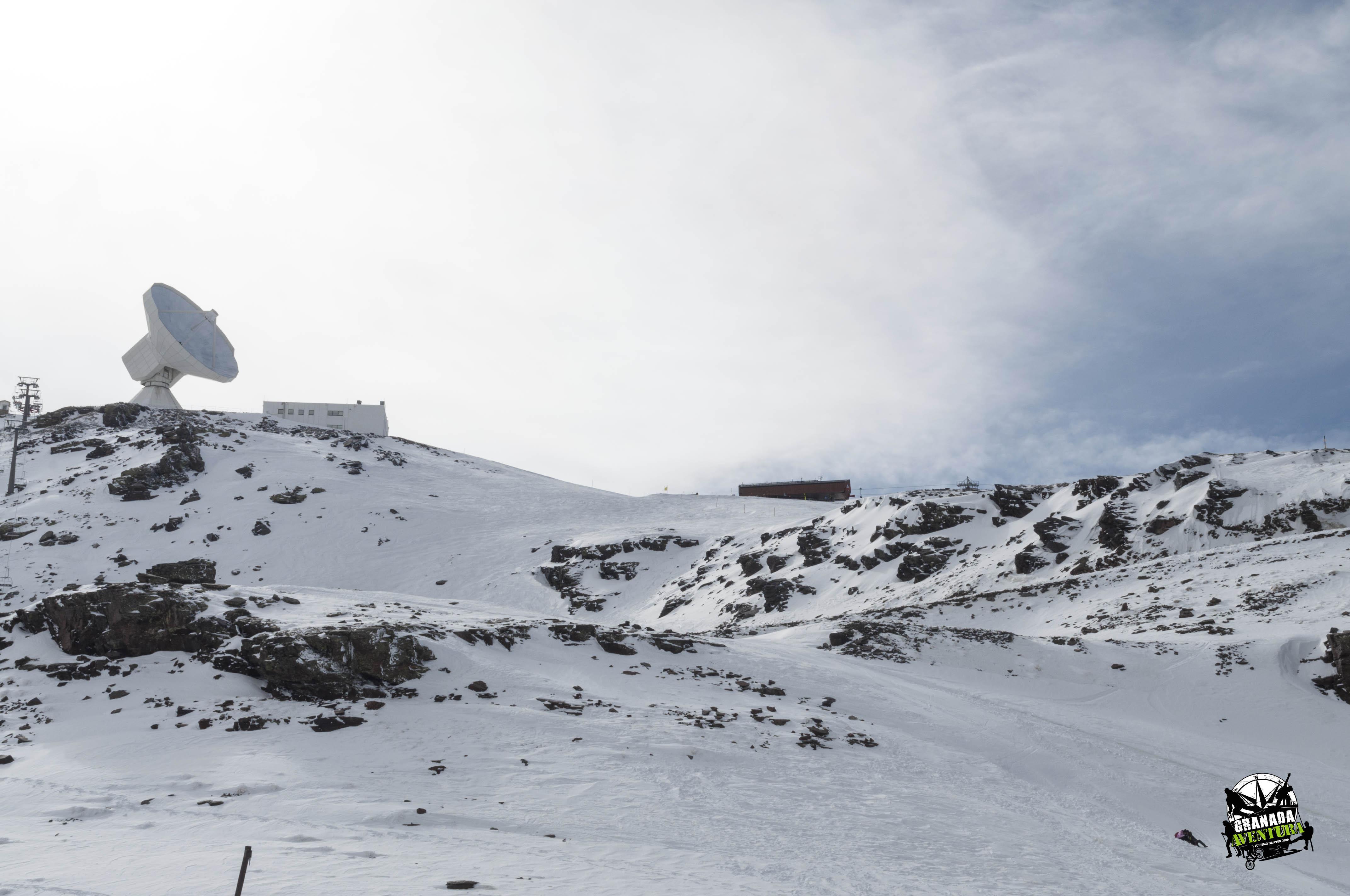 Esquía con Granada Aventura