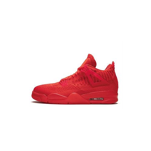 Nike Air Jordan 4 Retro Flyknit Red AQ3559-600