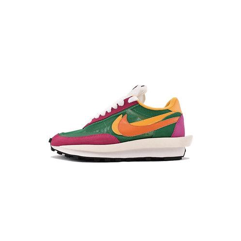 Nike LD Waffle Sacai Green Purple BV0073-301