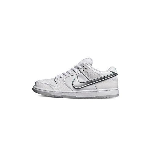 Nike SB Dunk Low Diamond Supply Co White Diamond   BV1310-100