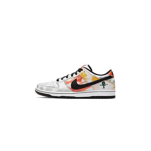Nike SB Dunk Low Raygun Tie-Dye White BQ6832-101