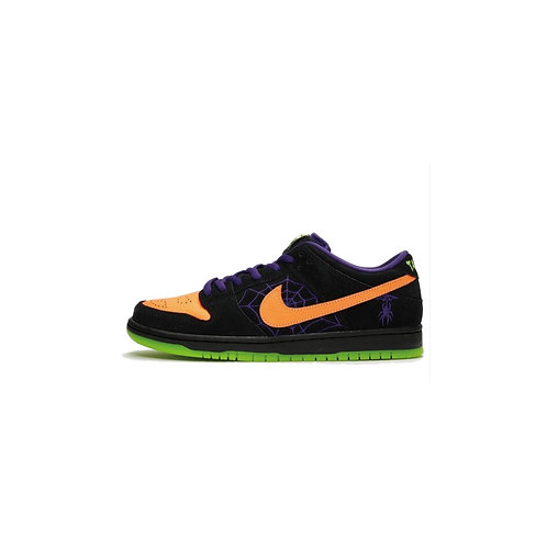 Nike SB Dunk Low Night of Mischief Halloween BQ6817-006