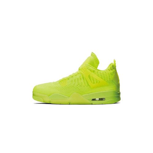 Nike AIR Jordan 4 Flyknit Volt AQ3559-700