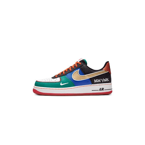 Nike Air Force 1 Low NYC City of Athletes CT3610-100