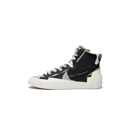 Nike Blazer Mid sacai Black Grey BV0072-002