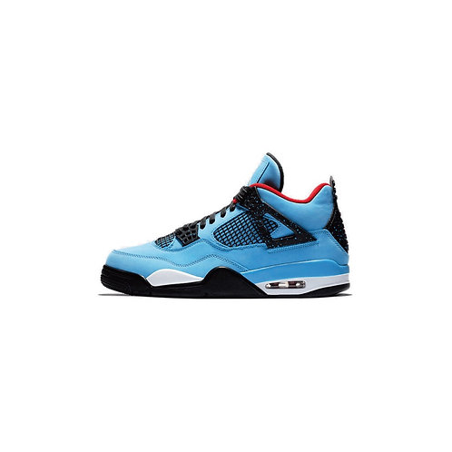 "TRAVIS SCOTT X AIR JORDAN 4 ""CACTUS JACK"" 308497-406"