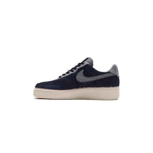 3 ×1 Denim × Nike Air Force 1 Raw Indigo  905345-402