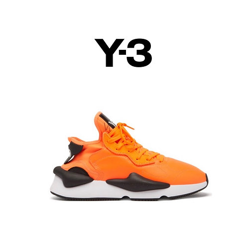 Y-3 Kaiwa sneaker orange