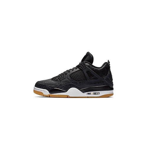 Nike Air Jordan 4 30th Anniversary Black Gum CI1184-001