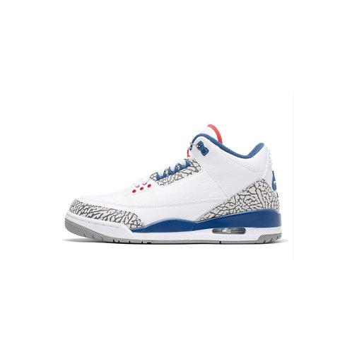 Nike Air Jordan 3 Retro True Blue (2016) 854262-106