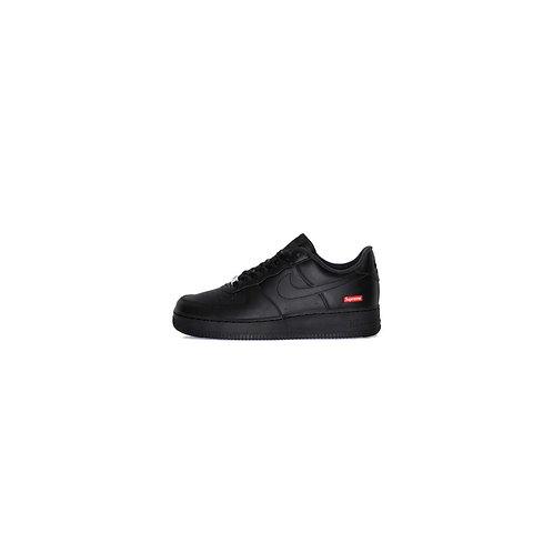 Nike Air Force 1 Low Supreme Black CU9225-001
